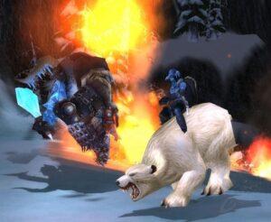 сыны ходира верхом на медведе